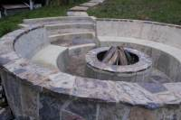 Concrete Fire Pits, Decorative Concrete Fire Pits, Fire ...