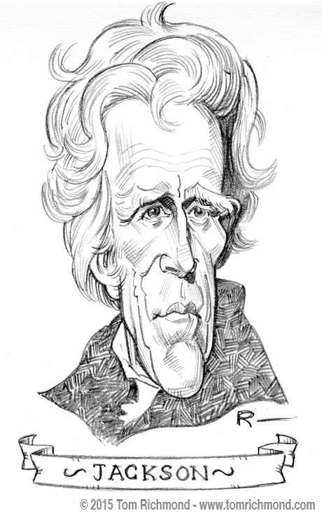 Andrew Jackson Trial on emaze