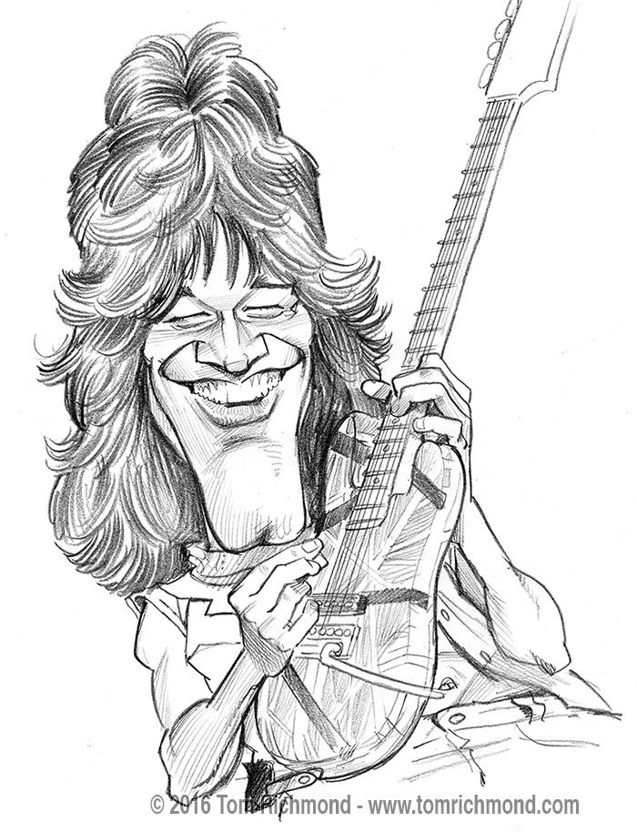 Schaltplang For Van Halen Guitars