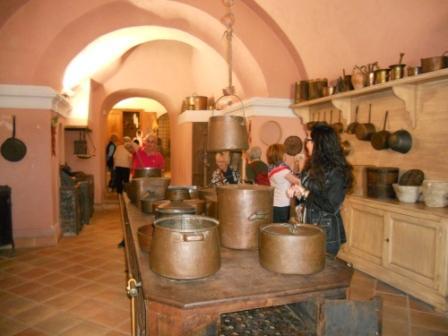 Visita al Castello ducale di Corigliano Calabro  Terz
