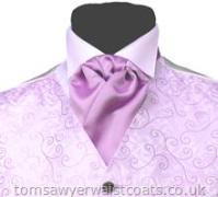 CRAVATS (PRE-TIED) - Neckwear Gentlemen's Wedding Neckwear