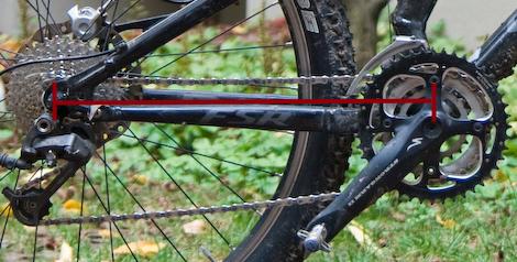 fahrradkette laenge berechnen toms bike corner