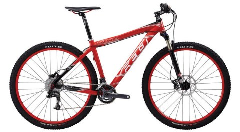 Felt Bikes - Modell 29er Nine Elite in rot