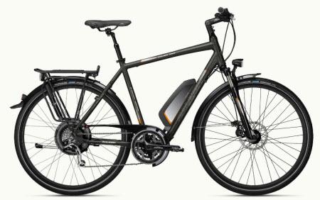 Raleigh Bikes - Modell E-Bike Blackburn