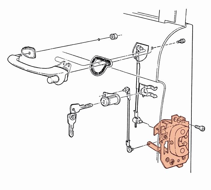 Gate Latch Diagram, Gate, Free Engine Image For User