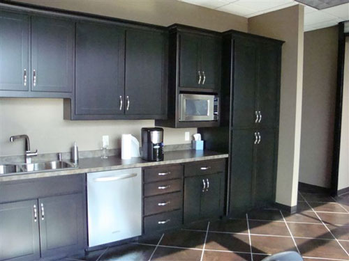 Custom Cabinets  Commercial Cabinets  Office Cabinets