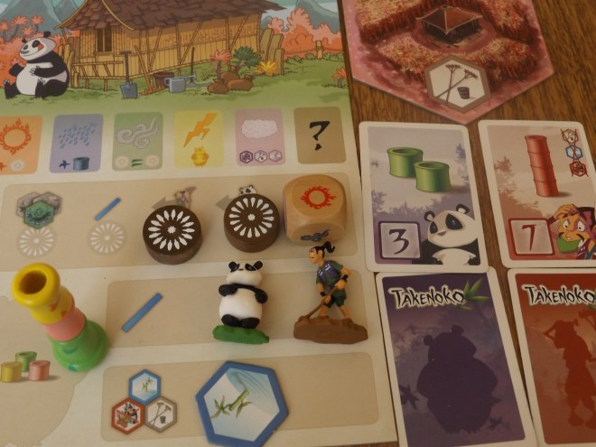 Takenoko Close Up