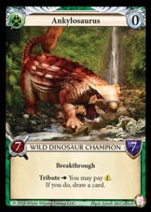 ankylosaurus