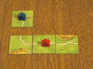 Carcassonne Invalid Road