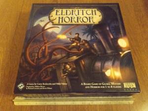 Eldritch Horror Box