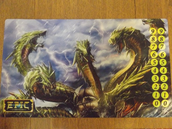 Sea Hydra Play Mat