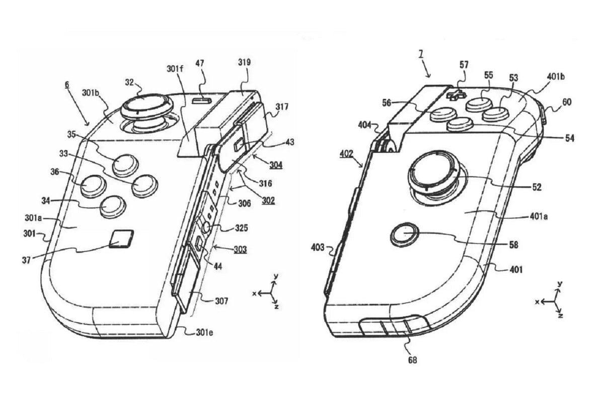 Dessin Nintendo Switch A Imprimer