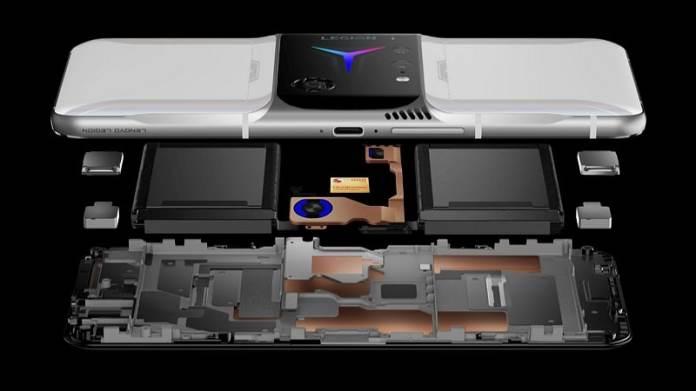 Lenovo Legion Phone Duel 2 refroidissement - Lenovo