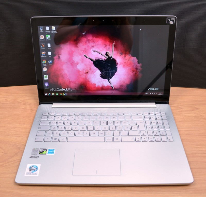 Asus ZenBook Pro UX501 in Italia. ecco la nostra prova d'uso | Tom's Hardware