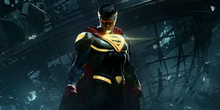 injustice 2 story trailer superman