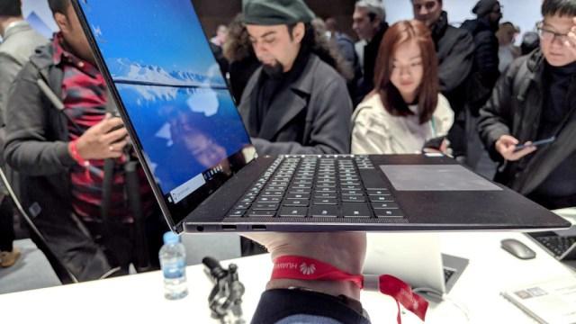 mvimg-20180225-152901-39db5ce53caec7cf456893a9f77260799 Huawei MateBook X Pro-это действительно красиво!