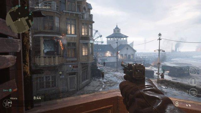 call-of-duty-wwii-20180413110759-31a4135c267c7d4962bed3d759d246c46 Обзор DLC The War Machine, Call of Duty: второй мировой ВОЙНЫ расширяет
