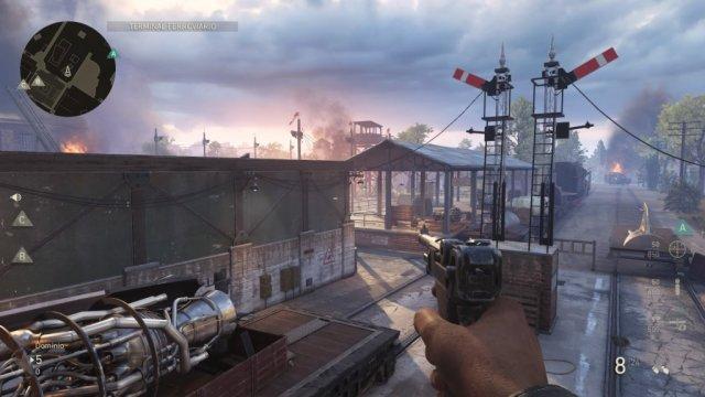 call-of-duty-wwii-20180413114815-7a54166e881e30250880e275d15e455e6 Обзор DLC The War Machine, Call of Duty: второй мировой ВОЙНЫ расширяет