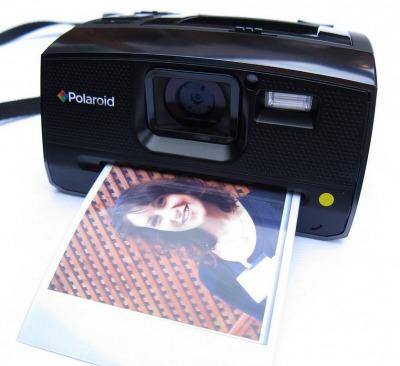 Polaroid Z340. torna la fotografia con stampa istantanea - Tom's Hardware