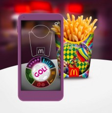 McDonald App Gol