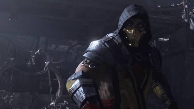Mortal Kombat 11 Annunciato Ai The Game Awards 2018 Tom