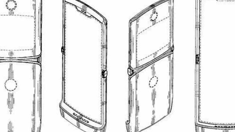 Smartphone pieghevole: il Motorola Razr sarà alla portata