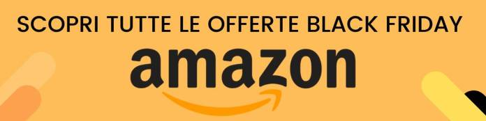 Black Friday Banner Amazon