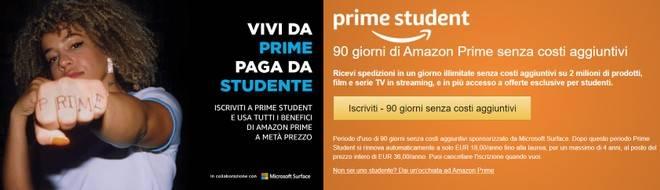 Banner Prime Student