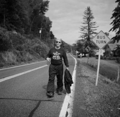 600 Mile Walk For Justice (3) BW