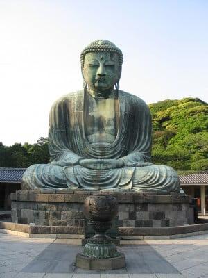 Buddha Daibutsu, Kamakura, Japan, by Dirk Beyer