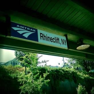 Amtrak - Rhinecliff, NY