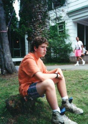 Camp Chateaugay 1992 - Thomas Slatin (2)