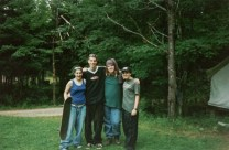Camp Chateaugay 1996 -5