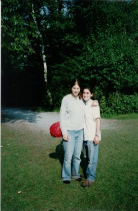 Camp Chateaugay 1996 - 8