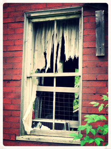 Curtains To Rags