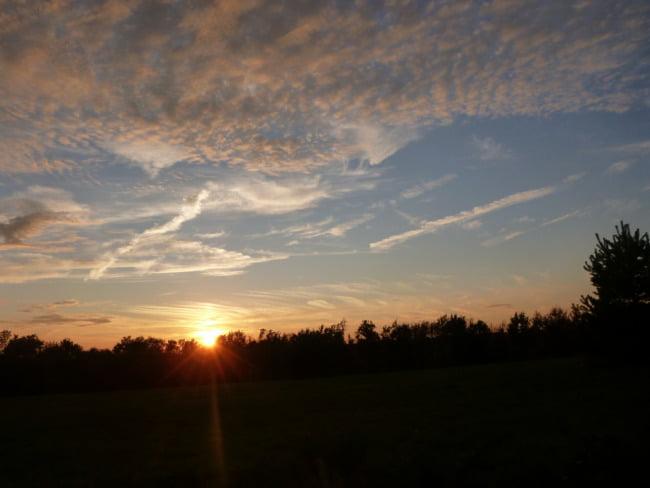 Generic Sunset Photo