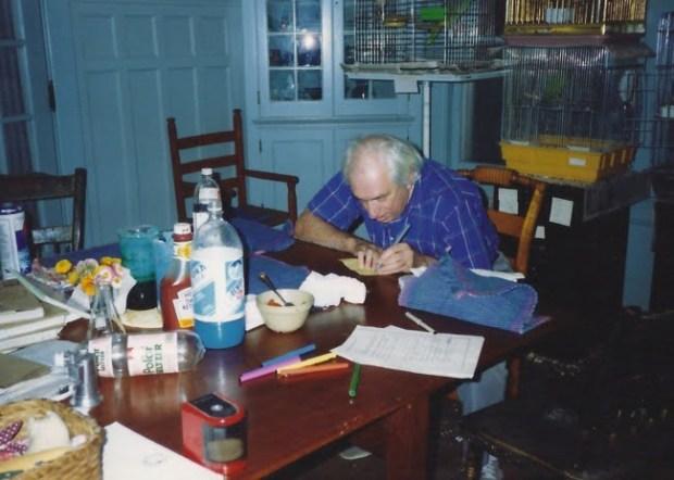 Harvey Slatin Dining Room Table