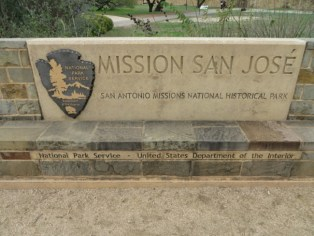 Mission San Jose Sign
