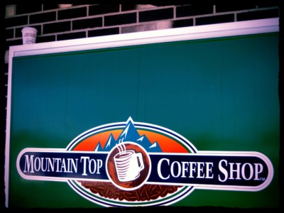 Mountain Top Coffee Shop