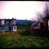 Rail Yard Siding