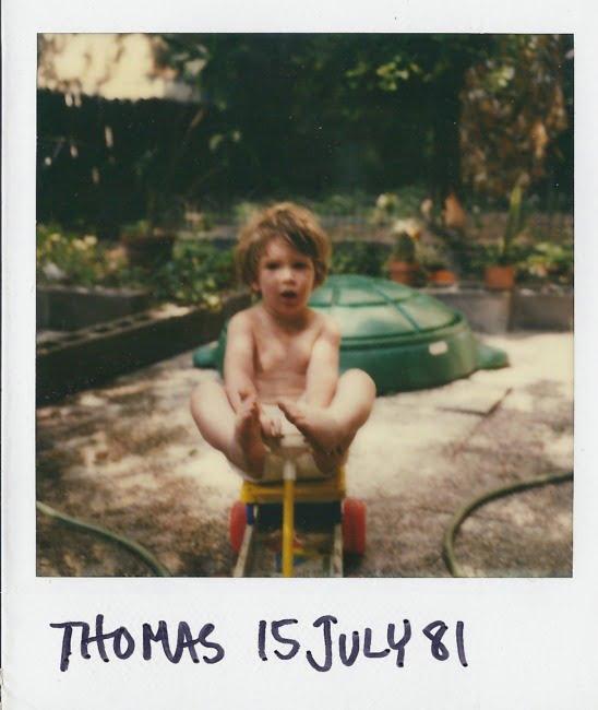 Thomas Slatin, July 15, 1981