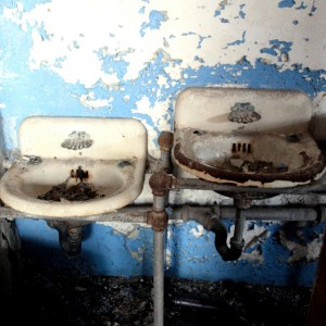 Two Sinks Are Better Than One (Square Crop)