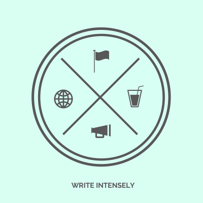 Write Intensely