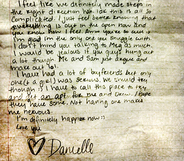 The Language Of The Handwritten Letter