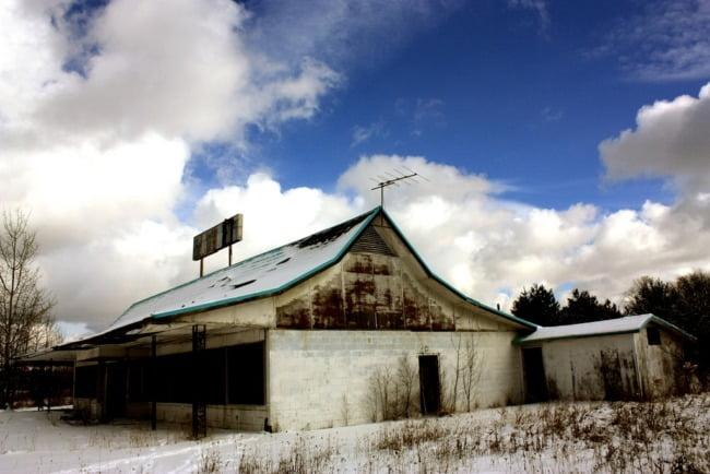Abandoned Stuckey's