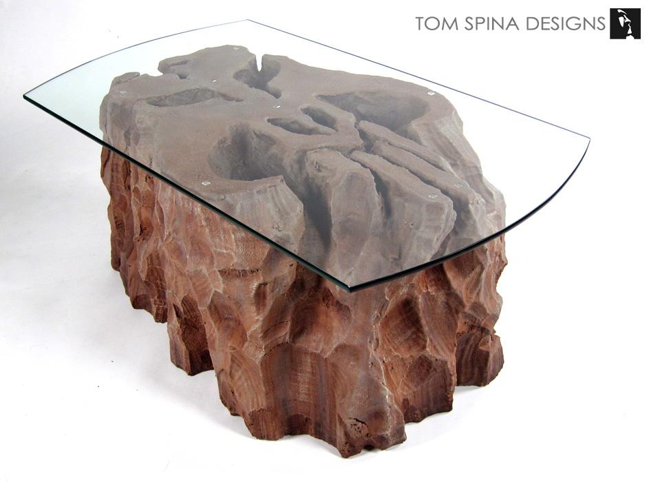 Boba Fett Themed Coffee Table