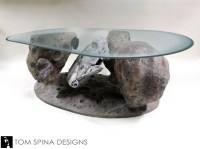 Millennium Falcon Coffee Table - Star Wars Asteroid Chase ...