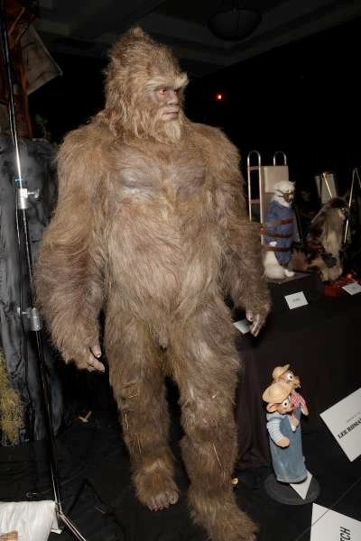 Monsterpalooza Trade Show and Convention 2012  Tom Spina