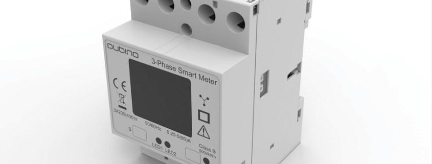 Qubino-3-Phase-Smart-Meter