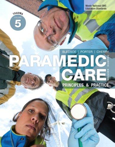 Paramedic Book